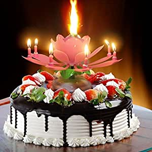 Masti Zone Online Birthday Candles Cake For Parties Wedding