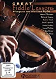 Great Fiddle Lessons: Bluegrass & Old Time Style [Import anglais]