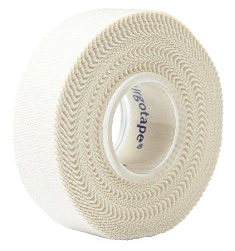 neoLab 2-6241 Spezialgewebe Klebeband, 10 m/Rolle, Leinengewebe, 20 mm, Weiß