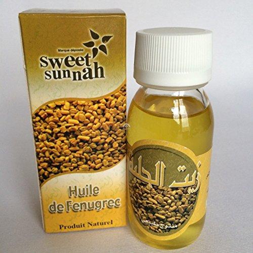 SAROM-huile de fenugrec 30 ml