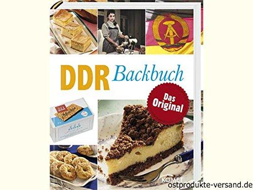 Ostprodukte-Versand.de DDR Backbuch   DDR Geschenke   für Ostalgiker   Ossi Artikel