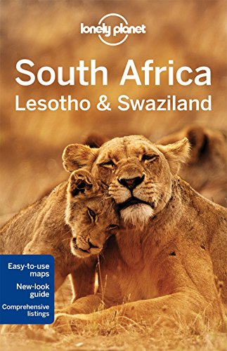 South Africa, Lesoto & Swaziland 10 (Country Regional Guides)