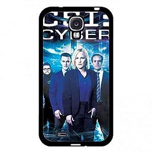 CSI Cyber Samsung Galaxy S4 Case, CSI: Cyber Logo Phone Shell Back Cover,Pc Hard Shell Skin Cover Case E8R2EA