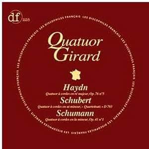 Haydn - Schubert - Schumann : Récital