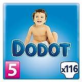 Dodot, Talla 5, 116 pañales
