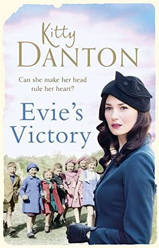 book cover of Evie\'s Victory