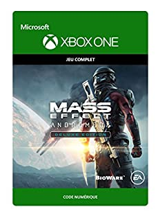 Mass Effect: Andromeda Deluxe Edition [Xbox One - Code jeu à télécharger] (B01N05IGVZ) | Amazon price tracker / tracking, Amazon price history charts, Amazon price watches, Amazon price drop alerts