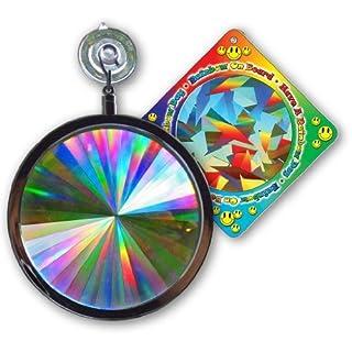 Suncatcher - Rainbow Axicon Window Sun Catcher - These Suncatcher are Great f... by RAINBOW SYMPHONY, INC.
