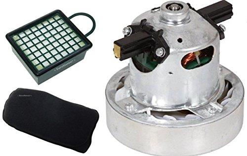 Vorwerk folletto vk 130 131 motore certificato ce + filtro epa + filtro odori