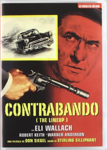 The Lineup (Contrabando) - Spain Import