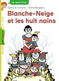 Blanche-Neige et les huit nains par Agnès de Lestrade