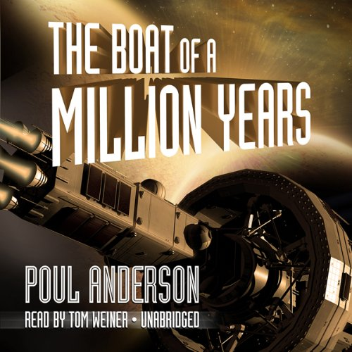 The Boat of a Million Years  Audiolibri