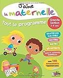 j aime la maternelle tout le programme grande section de collectif 2 janvier 2014 broch?