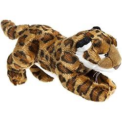 Animal Planet - Peluche Leopardo 30cm - Calidad super soft