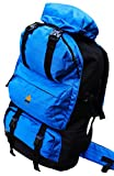 #3: Bonfire Adventure 50 Ltr Blue Rucksack
