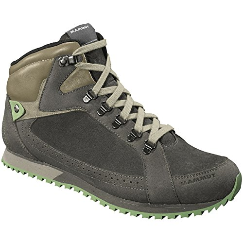 Sloper Mid Schuhe bark-artichoke UK10.5 Braun