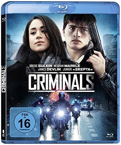 Criminals [Blu-ray]