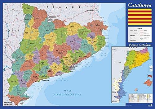 Vade escolar mapa de cataluña