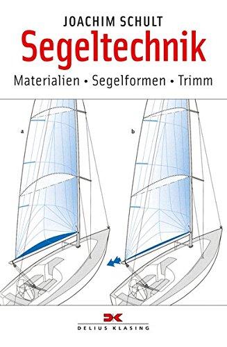 Segeltechnik: Neue Segelformen, Modernen Materialien, Optimaler Trimm