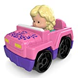 Fisher Price Little People Wheelies (Pink Convertible) (Dfp13)
