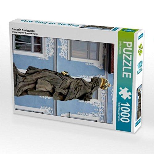 Kaiserin Kunigunde 1000 Teile Puzzle Hoch