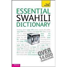 Essential Swahili Dictionary: Teach Yourself (Teach Yourself Dictionaries)