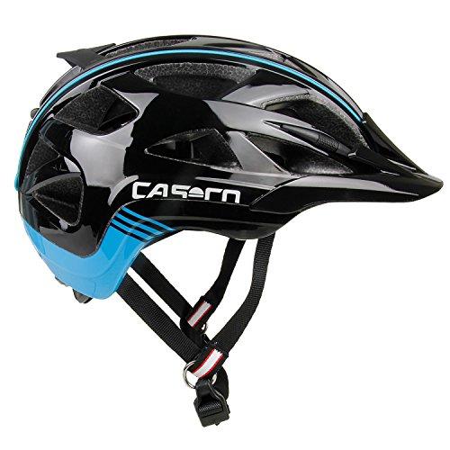 Casco Activ 2 Fahrradhelm, schwarz-Blau, L