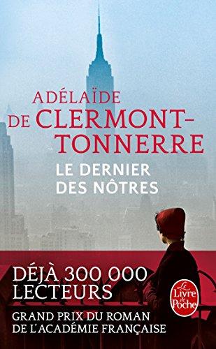 Le Dernier des nôtres par Adélaïde de Clermont-Tonnerre