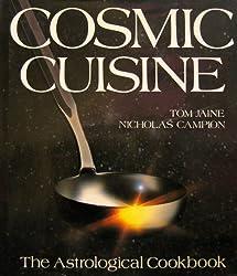 Cosmic Cuisine by Tom Jaine (1989-03-06)