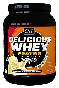 QNT Delicious Whey Protein Powder - 350 g (Vanilla/Cream)