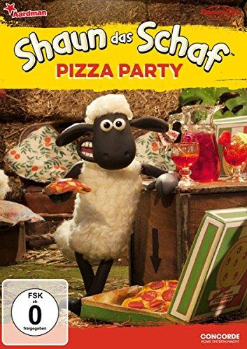 Shaun das Schaf - Pizza Party (Stiefel Detail-lange)