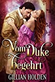Vom Duke begehrt (German Edition)
