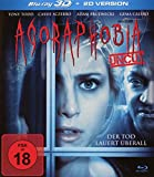 Agoraphobia - Der Tod lauert überall - Uncut (inkl. 2D-Version) [3D Blu-ray]