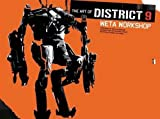 The Art of District 9 by Falconer, Daniel (2010) Hardcover