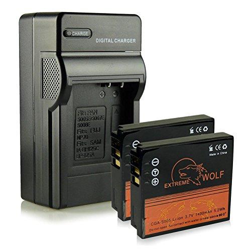 chargeur-2x-extremewolf-batterie-np-70-pourfujifilm-finepix-f20-f40-f40fd-f45fd-f47fd
