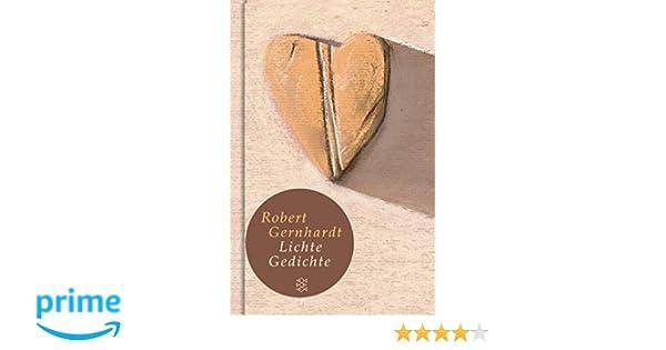 Lichte Gedichte Fischer Taschenbibliothek Amazonde