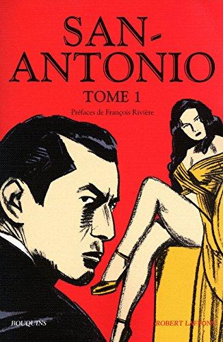 San-Antonio - Tome 1 (01) par Frédéric Dard