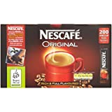 Nescafé Original Coffee Sticks 200 Pack