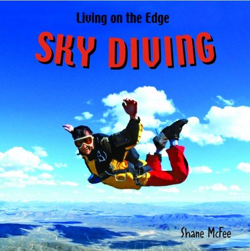 Skydiving (Living on the Edge) por Shane Mcfee