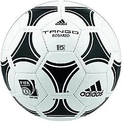 Adidas Tango Rosario Balón, Hombre, Blanco / Negro, 4