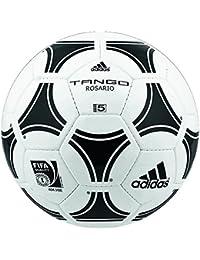 adidas Tango Rosario - Balón de fútbol, color blanco/negro, ...