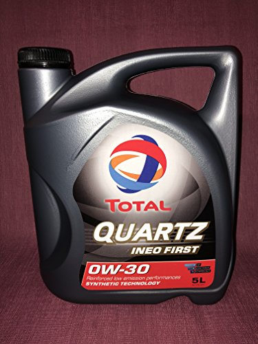 Olio Motore TOTAL Ineo FIRST 0W30 5 lit