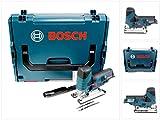 Bosch GST 10,8 V-Li Professional Akku Stichsäge Solo in L-Boxx (06015A1002)