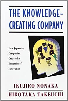 The Knowledge-Creating Company: How Japanese Companies Create the Dynamics of Innovation von [Nonaka, Ikujiro, Takeuchi, Hirotaka]