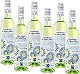 Fairtrade Chardonnay & Chenin Blanc Südafrika Trocken (6 x 0.75 l)