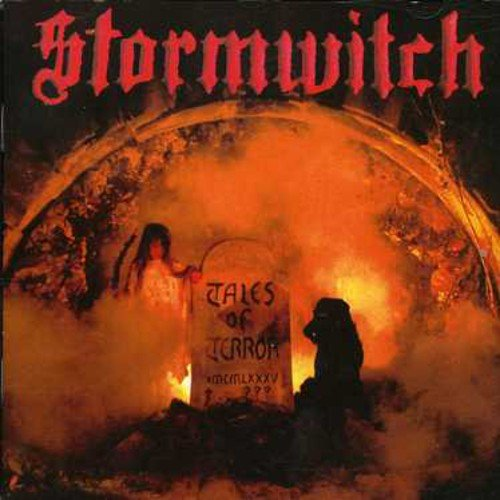 Stormwitch: Tales of Terror (Audio CD)