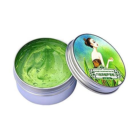 Creme Visage Femme - ROPALIA Aloe Vera Pure Bio Gel Hydratant
