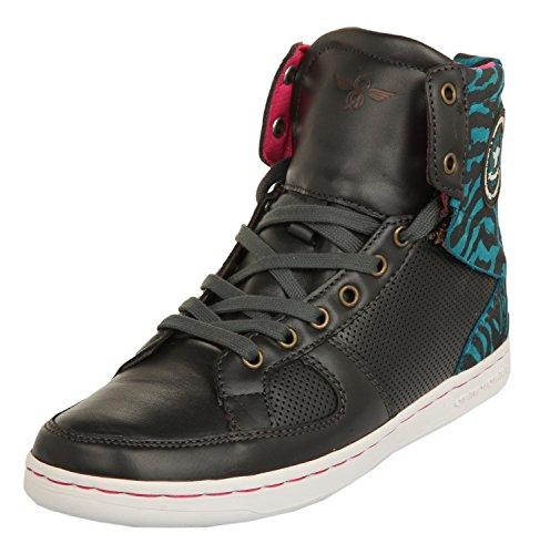 Creative Recreation ,  Sneaker uomo Nero Noir, marron 37