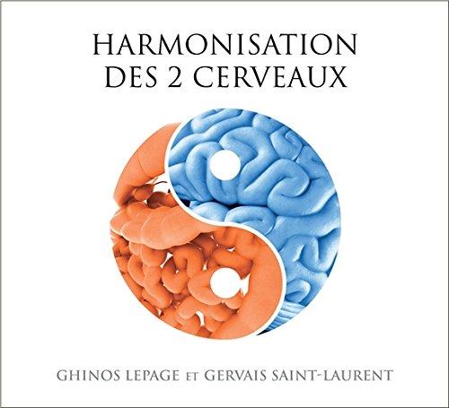 Harmonisation des 2 cerveaux - Livre audio 2CD