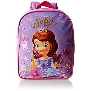 Disney Sofia – Mochila Infantil Niños, Morado (Morado) – SOFIA001013